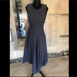 Amazing Stella McCartney navy sleeveless dress